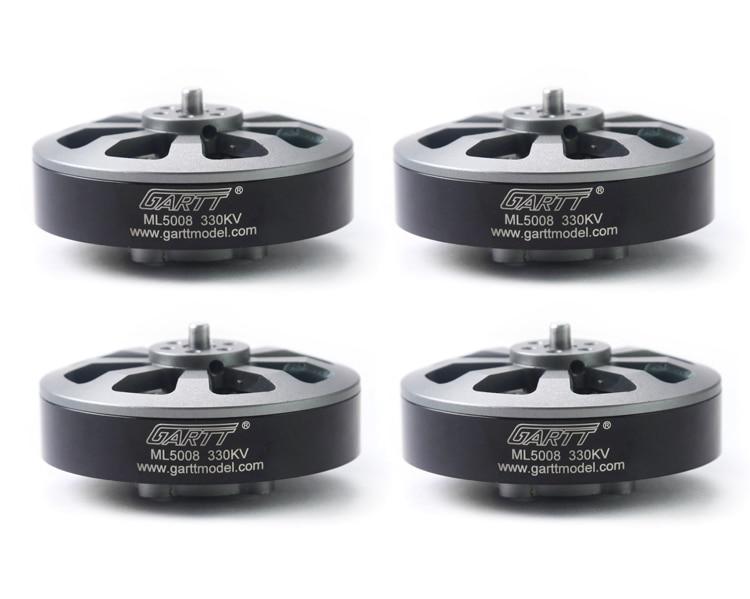 ФОТО 4PCS GARTT ML 5008 330KV Brushless Motor For Multicopter Hexacopter  T960 T810 Drone