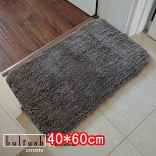 1 pic Cotton Shaggy carpet mat-shaped anti-slip mat 40 * 60CM Protection of children locks security dollhouses watch BabyTJJ7