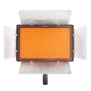 Image 3 - Yongnuo YN1200 برو LED الفيديو الضوئي مع 3200K إلى 5500K درجة حرارة اللون قابل للتعديل لكانون نيكون بنتاكس SLR كاميرا الفيديو