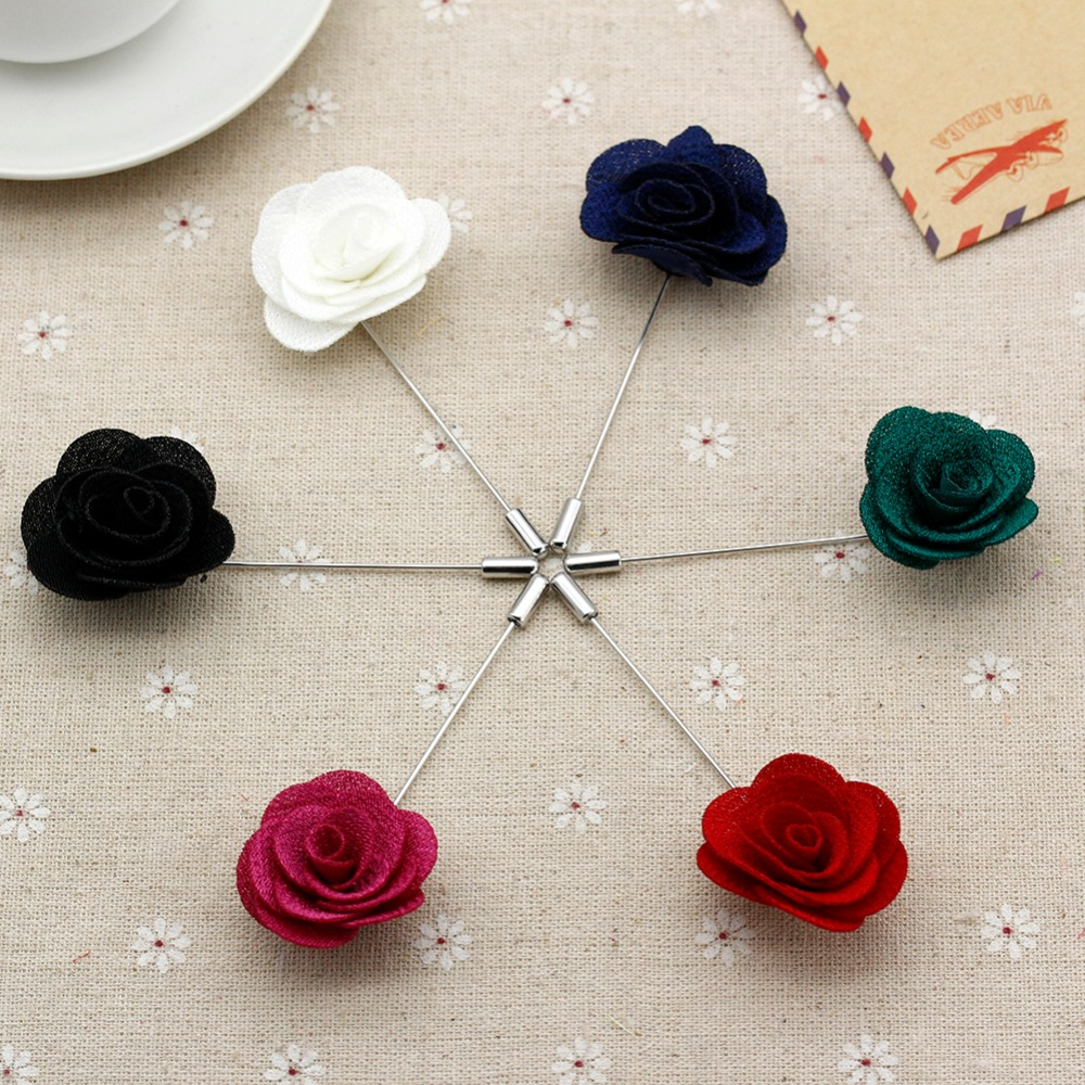 6 colors fabric flower lapel pins camellia brooch for suit brooches 6 colors fabric flower lapel pins camellia brooch for suit brooches for wedding bouquets broszki broches mujer boutonniere 35 in brooches from jewelry izmirmasajfo Image collections