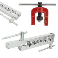 6 15mm 6 Dies 2 Parts Tubing Pipe Flaring Tools Set Kit 3 16 5 8