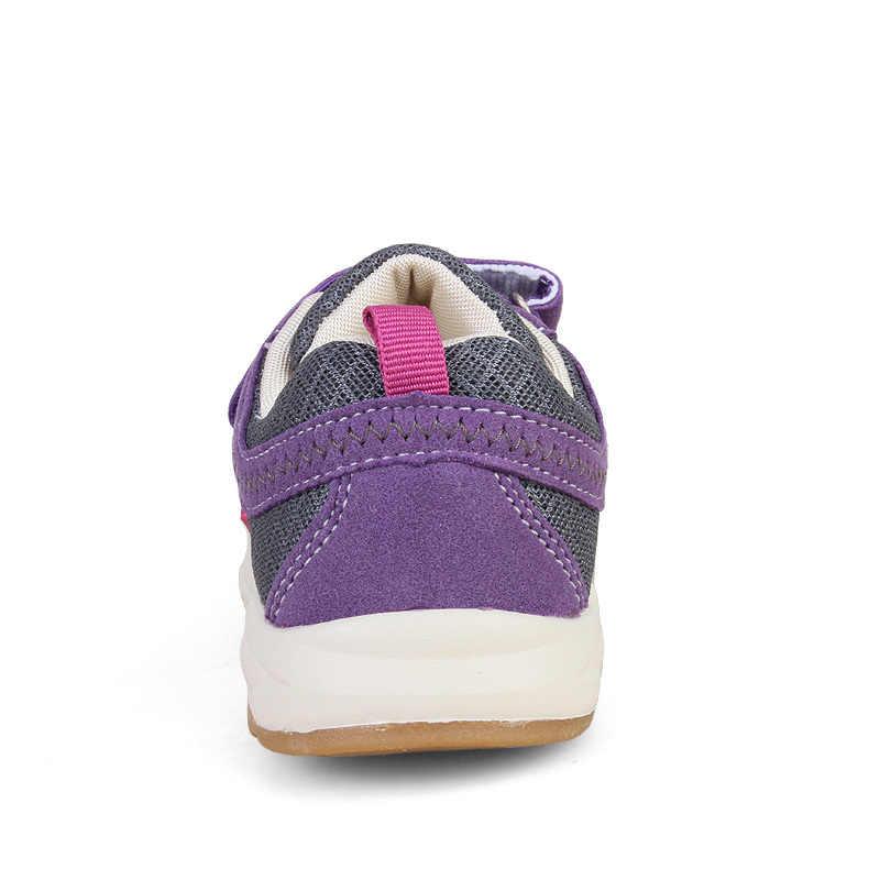 SKHEK Children Casual Shoes Boys Girls Comfortable Elastic Air Cushion Shoes Fashion Kids Sneakers Breathable Sport Shoe Size