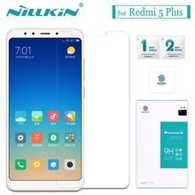 Nilkin для Xiaomi Redmi 6 Pro 6A закаленное стекло Nillkin 9 H жесткий удивительный H прозрачное стекло защитная пленка для экрана для Redmi 5 плюс 5A