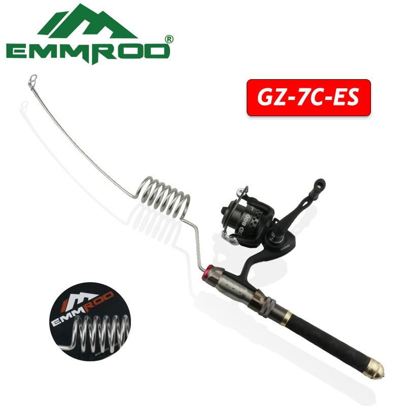 EMMROD Authentic value ratio of sea pole boat fishing rafts lake fishing fishing rod set spinning wheel GZ-6c-EC