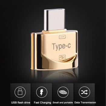 Mini wysoka prędkość transmisji USB 3 1 aparat telefoniczny TF czytnik kart pamięci kabel otg c Port tanie i dobre opinie NoEnName_Null Pojedyncze Zewnętrzny Karta sd Karty tf PJ7162-01