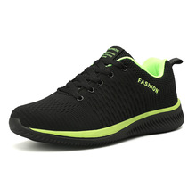 цена на Mens Running Shoes Sneakers Outdoor  Breathable Sport Mesh men shoes Walking Athletics  big size light lightweight trendy shoes