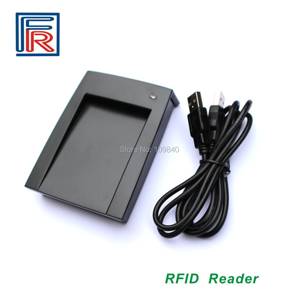 Security & Protection Access Control 2019 125khz Usb Rfid Desktop Reader For Vip System,em Card Reader+2pcs Tk4100 Card,read-only