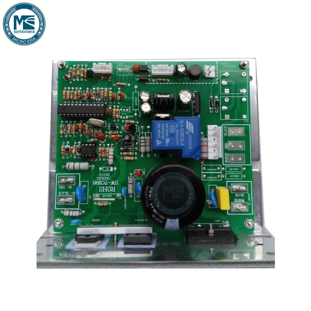 SW TC998 treadmill mainboard lower control board power supply board