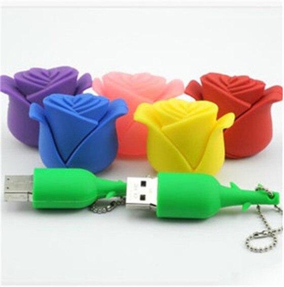 USB-накопитель мультфильм реальная емкость