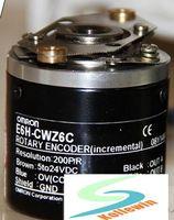 E6H CWZ6C 200P/R photoelectric encoder / Hollow encoder / incremental encoder.