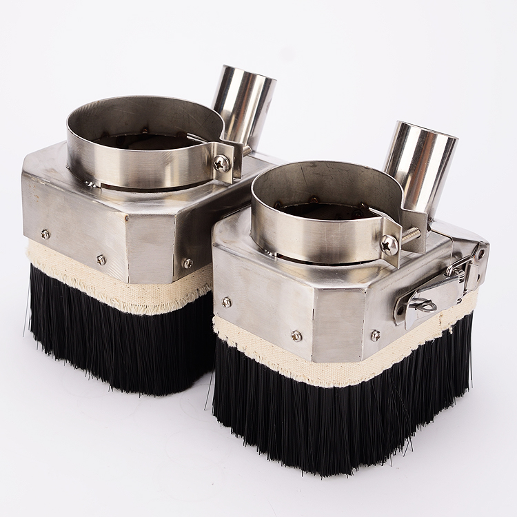 65mm 80mm Spindle dust cover CNC Rounter Vacuum Cleaner Dust protection for 800W/1.5KW/2.2KW CNC Machine Dustproof dust removal