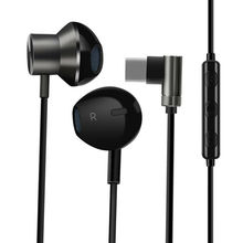 Wired Headset USB TYPE C Jack Wired Control Earphones With Microphone HD Stereo Earbuds Headphone For IPhone Xiaomi Computer