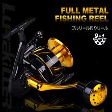 Lurekiller carretel de pesca jigging fiação carretel de pesca de água salgada carretel de fiação 10b metal 35kgs arrastar energia japão feito stella