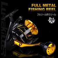 Lurekiller fishing Jigging reel Spinning Saltwater fishing Reels Spinning reel 10B metal reel 35kgs drag power Japan Made Stella