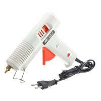 Professional 150W Hot Melt Glue Gun Electric 100 240V EU Plug Glue Tool 140 220 Degrees