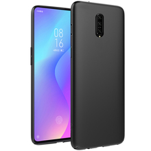 for Xiaomi Redmi 7 A 7A Case Slim Soft TPU Shockproof Silicone Matte Rugged Armor Cover K20 Pro Luxury