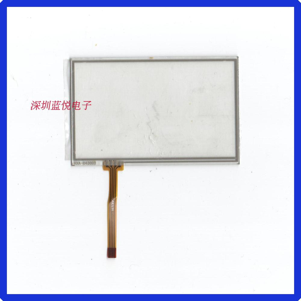 4 3 Inch 99 64 Four Wire Resistive Touch Screen Mp5 Pda