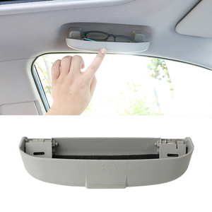 Image 1 - Car styling Glasses Box Storage Box Case For DACIA SANDERO STEPWAY Dokker Logan Duster Lodgy