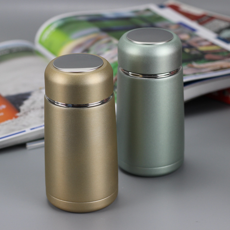 Thermos Bottle Coffee Mug Thermos Vacuum Mug Stainless Steel Coffee Cup Portable Selfdriving Water Thermos Vacuum Flask 320ML