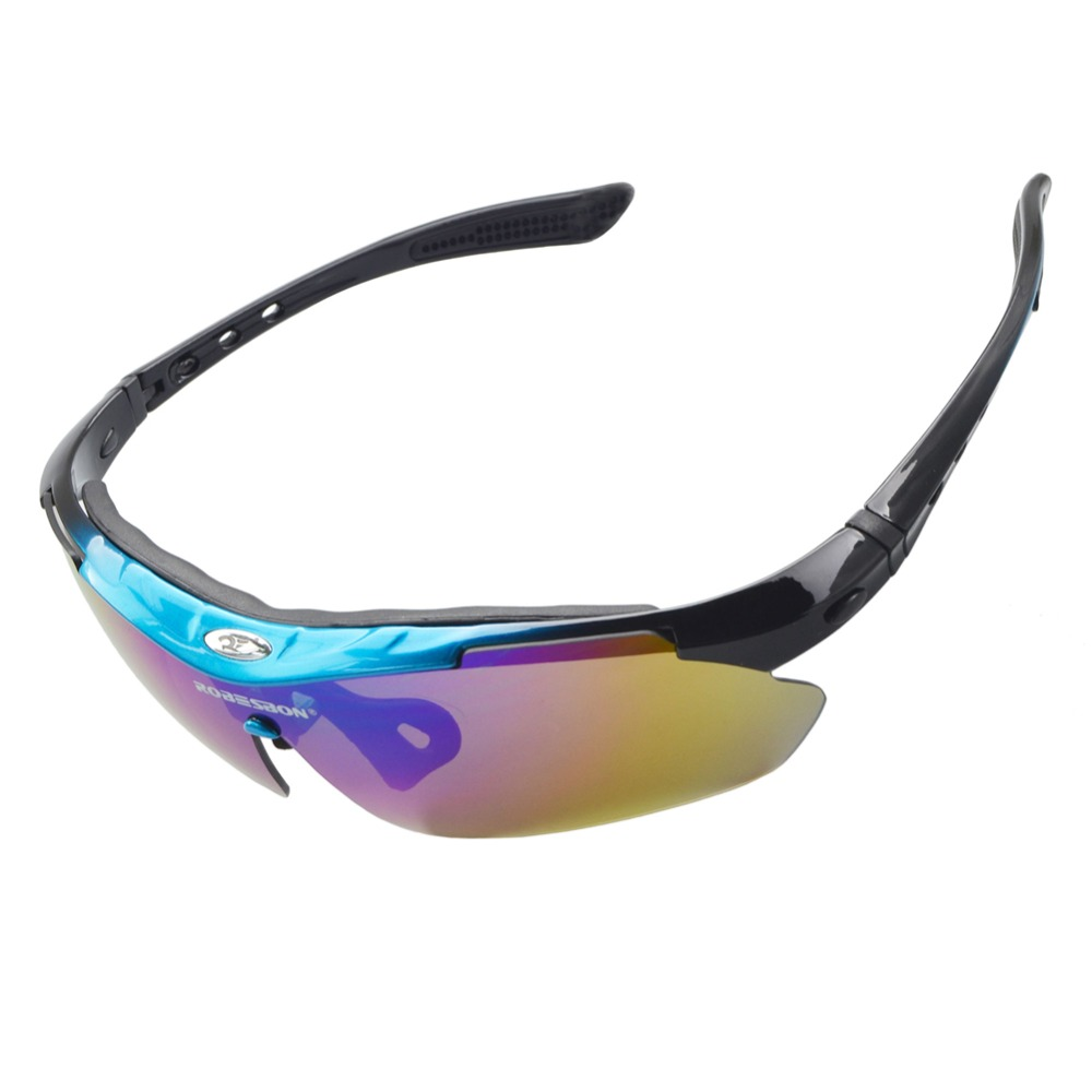 ROBESBON MTB Bicycle Glasses Riding Bike Sports Eyewear Racing Glasses Men Women Goggle Polarized Oculos Cycling Glasses