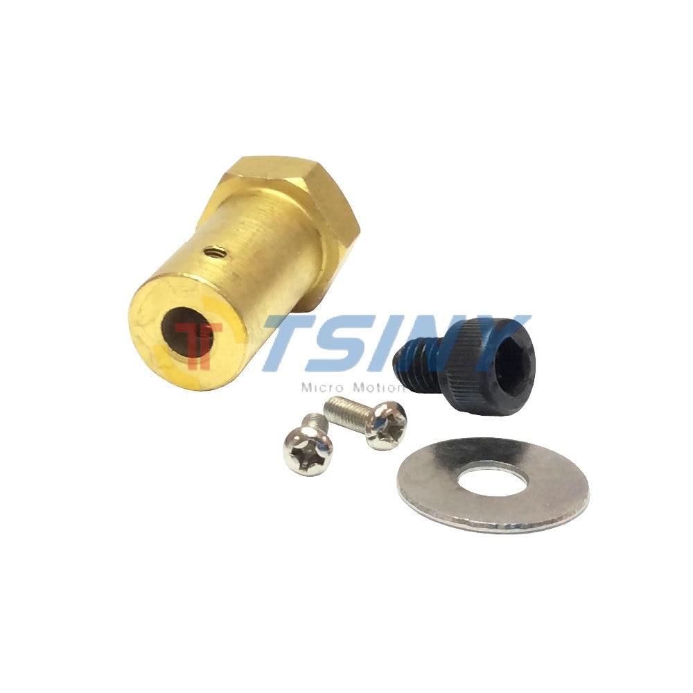 Buy 17mm couplings hex coupling length for Stepper motor rc car