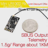 Mini LR1000 Receive Compatible With FRSKY D8 Telemetry SBUS Fro FRSKY System