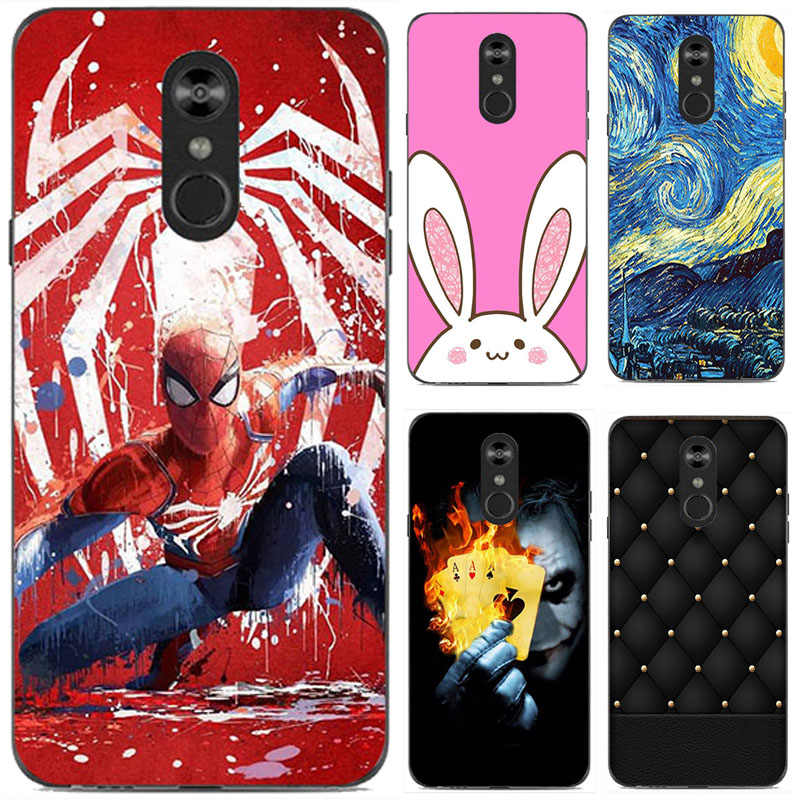 Phone Case For LG Stylo 4 Stylo4 Cute Case Cover For LG Stylo4 Painting Case For LG Stylo4 Stylo 4 Phone bags For LG Stylo 4