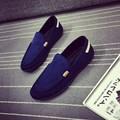 20% OFF 2017 Fashion Casual Men Shoes Men Leather Shoes Men Loafers Moccasins Slip on Men's Flats Boat Shoes