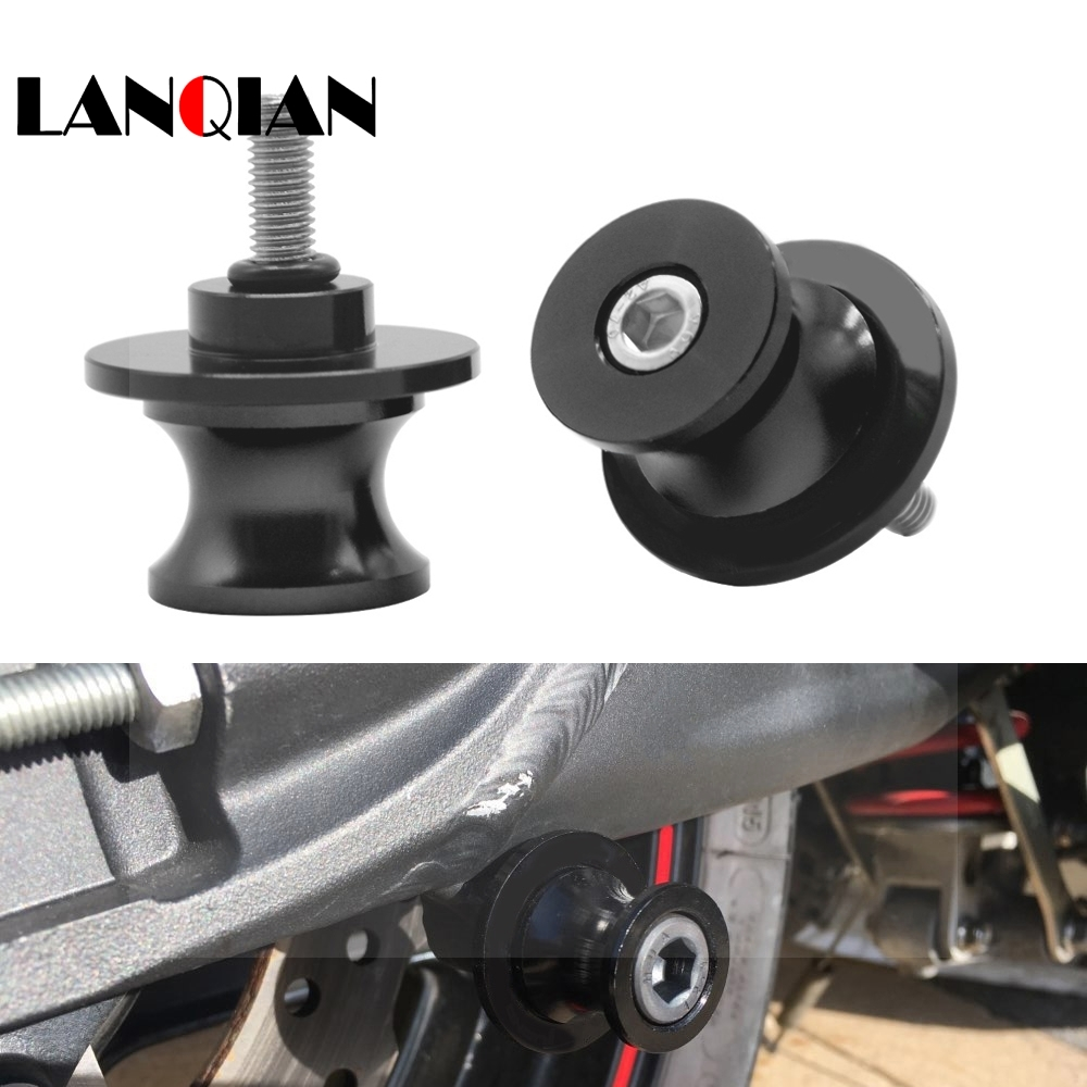 8MM motorcycle accessories Motorcycle CNC Swingarm Sliders Spools For KTM 1190 1190R RC8 690 Duke SM SMC SMC-R 950 990 990R LC4 motorcycle front rider seat leather cover for ktm 125 200 390 duke