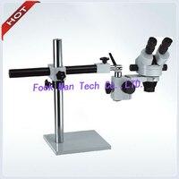 Бесплатная доставка Высокое качество ювелирный инструмент Регулируемая микроскоп с фокус arm