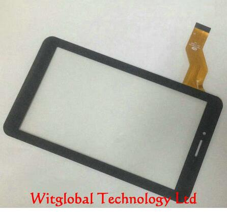 New Touch Screen For 7 Digma Plane 7.1 3G PS7020MG Tablet Touch Panel Digitizer Glass Sensor Replacement Free Shipping new for 9 7 archos 97c platinum tablet touch screen panel digitizer glass sensor replacement free shipping