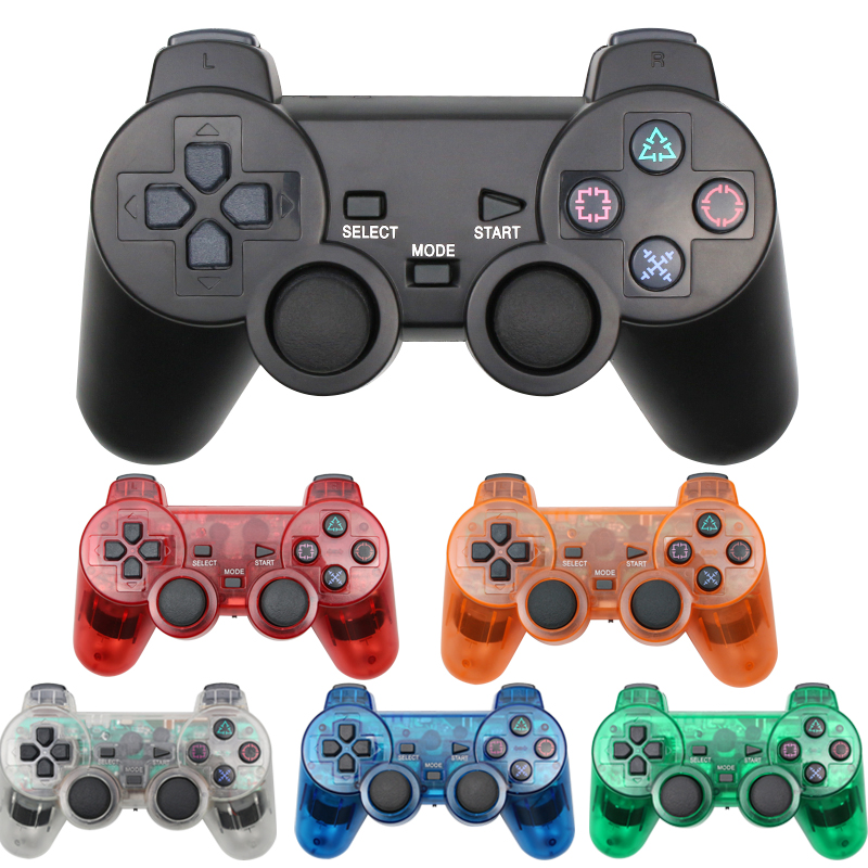 Amazon. Com: wireless controller gamepad twin shock for ps2.