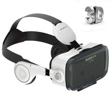 Original Xiaozhai BOBOVR Z4 HD Google Cartón Realidad Virtual 3D Caja de Vidrios con Auriculares VR VR 120 grados para Smart teléfonos