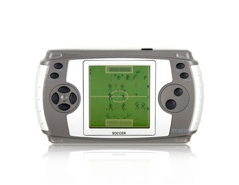 """XY-9919 3 in 1 3.5"""" LCD Screen Game Console/Player with 3 Game Cards and Game Voice"""