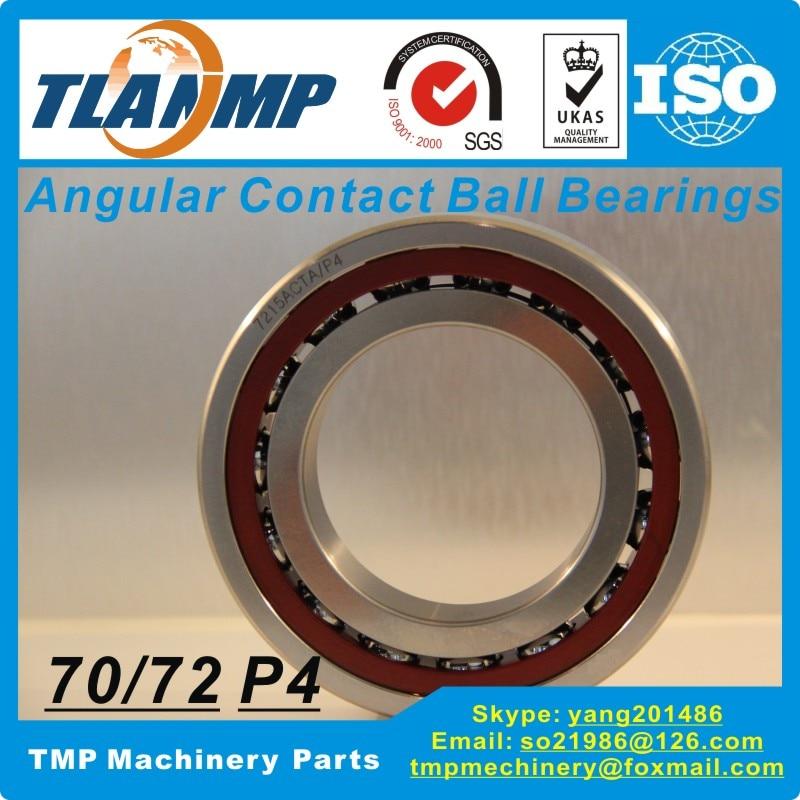 7230C 7230AC DB/DT/DF/SU P4 roulement à billes à Contact oblique (150x270x45mm) roulements de broche de précision TLANMP chine roulement