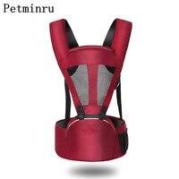 Petminru Baby Carrier Hip seat portable baby sling backpack Kangaroos children wrap chicco infantil