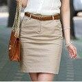 Юбки женщин 2016 новая юбка Высокая Qulity Сексуальная Повседневная Мода женская Юбка D6