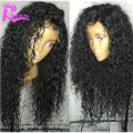 7A Deep Curly Lace Wigs Brazilian Lace Front Human Hair Wigs With Baby Hair Glueless Full Lace Human Hair Wigs For Black Women