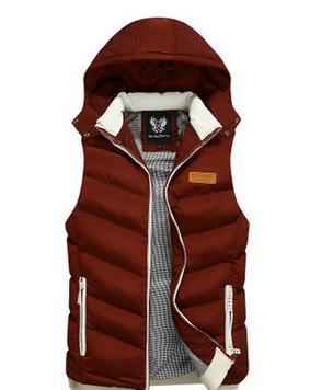 In the spring of 2016 the new men's cultivate one's morality ma3 jia3 British  youth pure color leisure vest