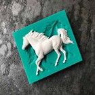 Horse Fondant Cake S...
