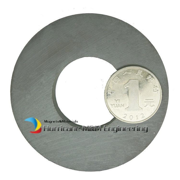 4pcs Ferrite Magnet Ring OD 100x45x20 mm 3.9 grade C8 Ceramic Magnets for DIY Loud speaker Sound Box board Subwoofer 12 x 1 5mm ferrite magnet discs black 20 pcs