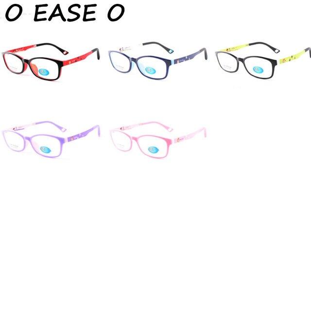 TR90 Memory Kids Children Baby Pupil Optical Frame Brand Design ...