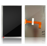 10.1 inch Tesla Effect 10.1 3G LCD Display Inner Screen For Tablet PC Replacement Parts free shipping