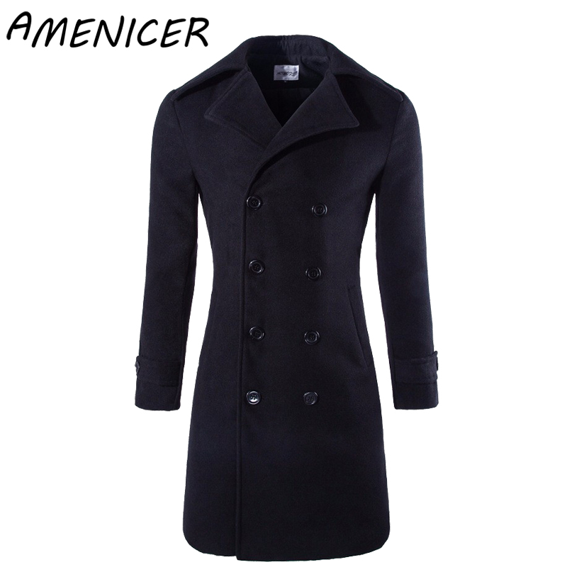 Online Get Cheap Mens Wool Coat Sale -Aliexpress.com | Alibaba Group