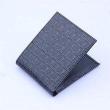 2018 moekvaliteet PU nahast raha klambrid meeste kaardi rahakotid väike raha kott lühike Bifold rahakotid praktiline pehme rahakoti mehed