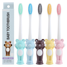 New 2 PCS/Lots Children Dog Toothbrush teeth Training Toothbrushes baby dental care tooth brush dental children removable deciduous teeth model permanent tooth alternative display studying teaching tool