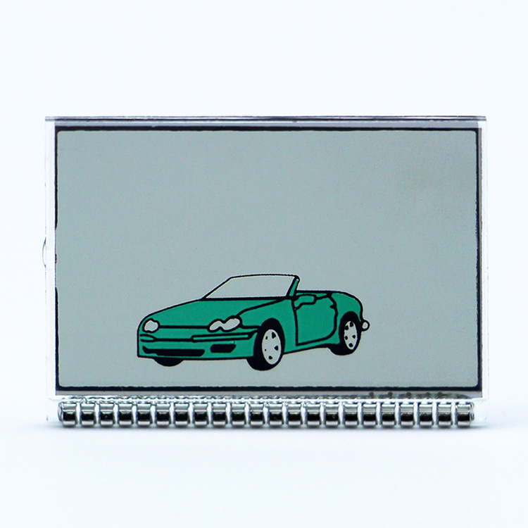 New 9.5 LCD Display For TW9.5 LCD Remote Controller For Tomahawk 9.5 Two Way Car Alarm System