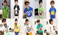 Size 100~140 Child Tops tees girls clothing children t shirts for boys short sleeve t-shirts clearance sale