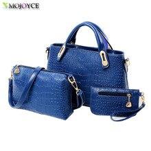 Famous Brands Handbags 2017 Luxury Elegant Female Big Bags Composite Women s PU Leather Handbag 3