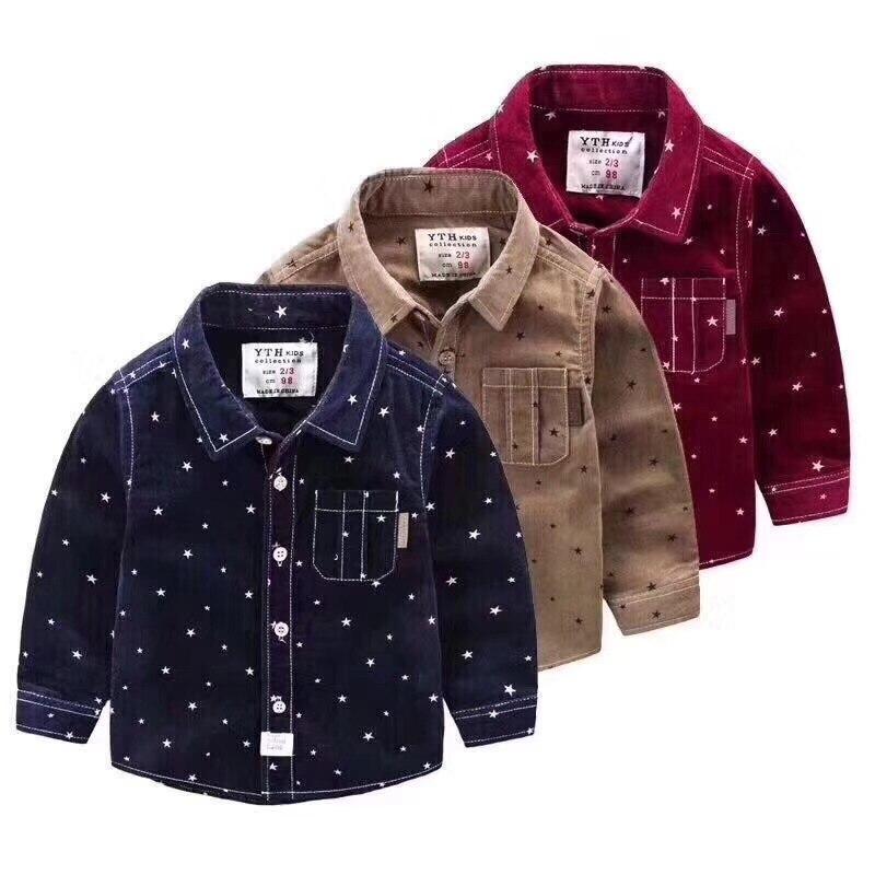 Majice za dojenčke 2018 bombažne majice s kratkimi rokavi iz majice s kratkimi rokavi za dečke